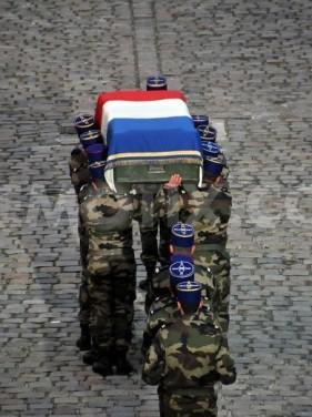 Soldado frances morto no mali