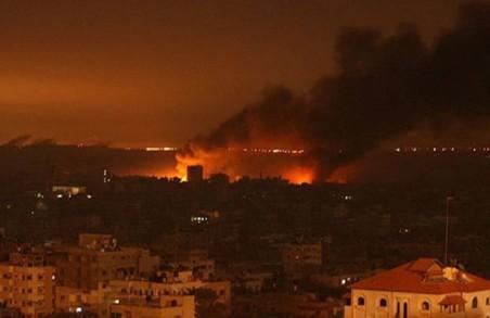 Ataque israelense à Damasco 05mai