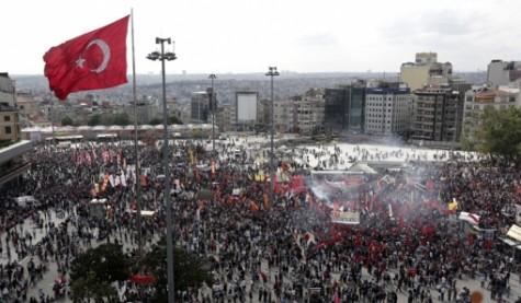 protestos turquia