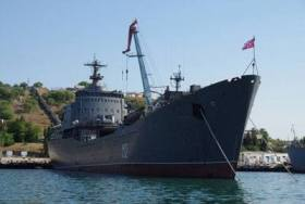 O Nikolai Filchenkov pronto para se juntar à Força Tarefa russa no Mediterrâneo