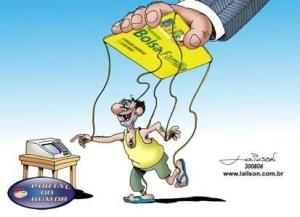 bolsa uso eleitoral