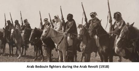 Revolta Árabe