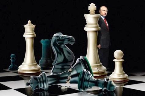 Putin-Master-Chess-Player