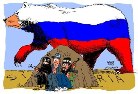russianasiria